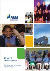 2016-17 Annual Review