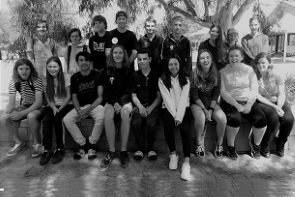 Youth from Eyre Peninsula at a workshop