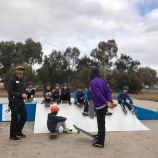 Mobile skate park launches in Coolamon Shire