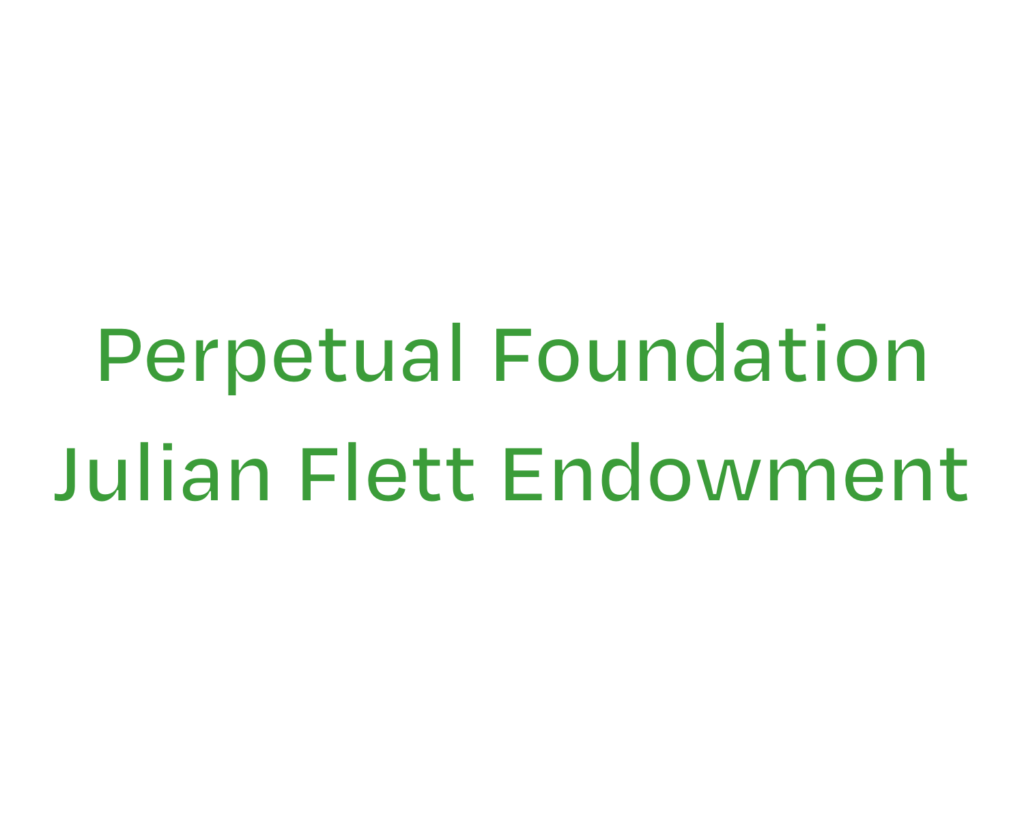 Perpetual Foundation Julian Flett Endowment