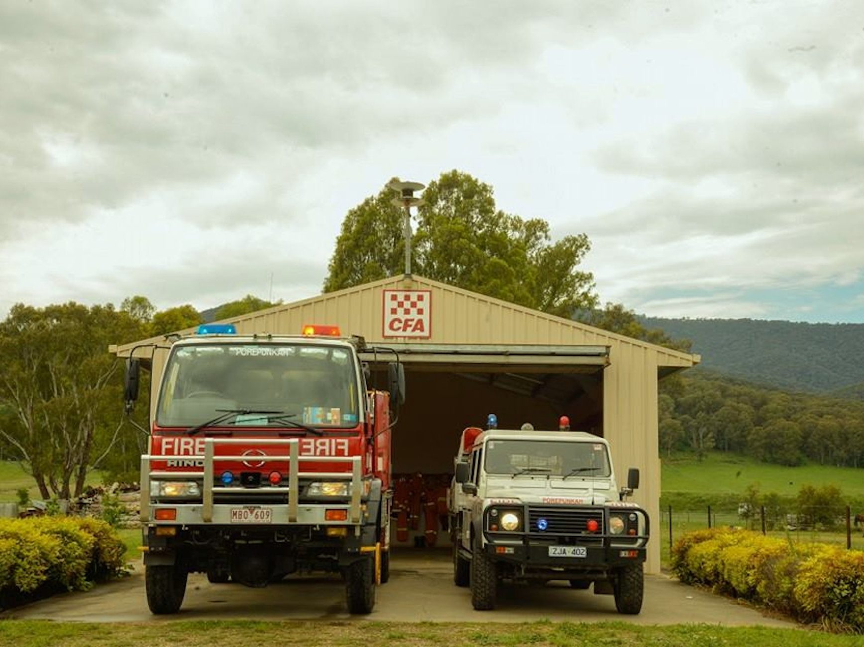 Volunteer Emergency Services encouraged to apply for funding