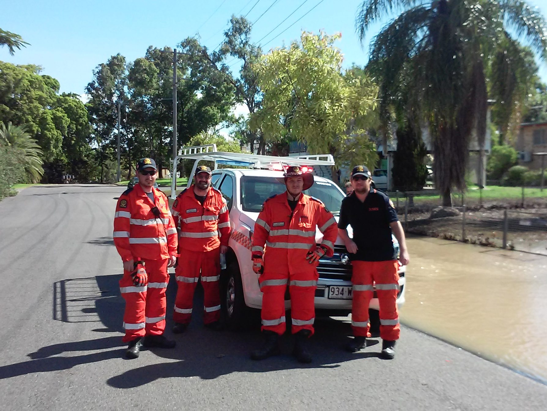 Gracemere SES
