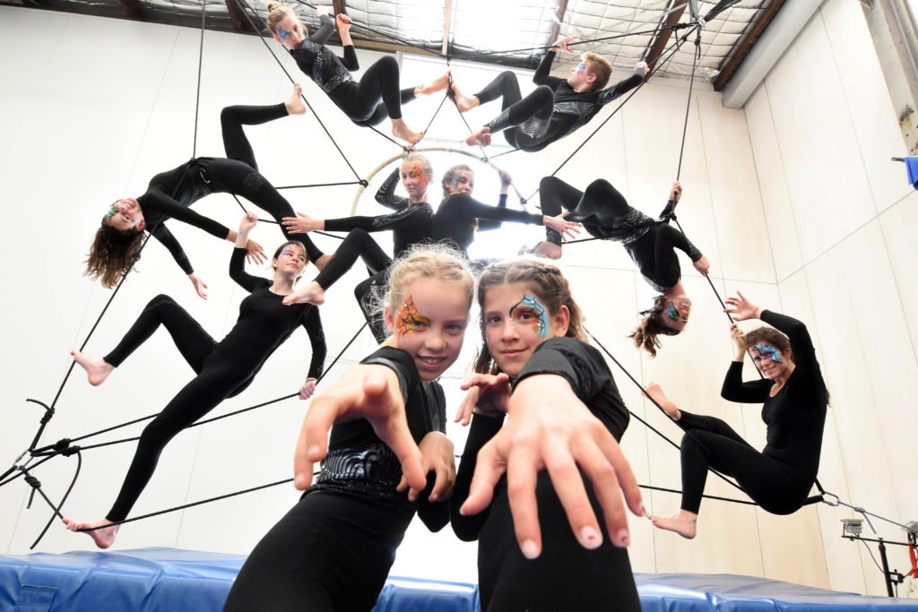 Wingham's plan to keep the circus in town