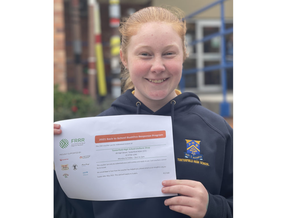 Support continues for students impacted by Black Summer bushfires