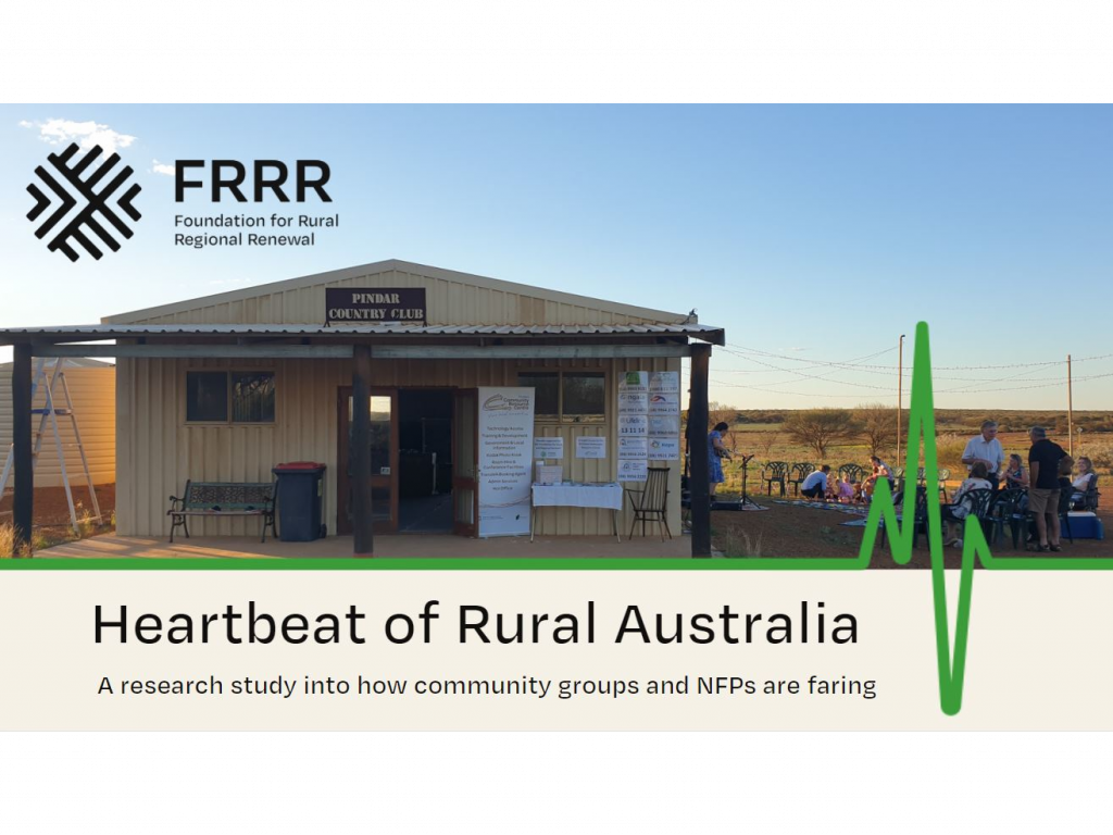 Make your voice heard in the Heartbeat of Rural Australia study
